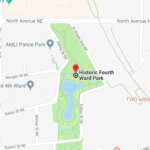 Map of Atlanta Location